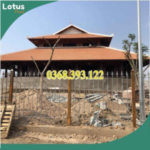 Sơn giả gỗ Lotus đẹp hơn gỗ tự nhiên. - tấm bê tông siêu nhẹ