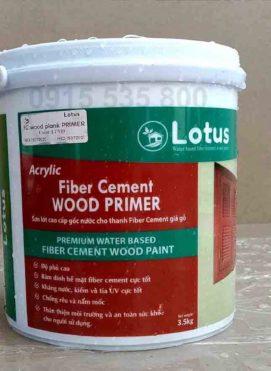 sơn lót giả gỗ lotus