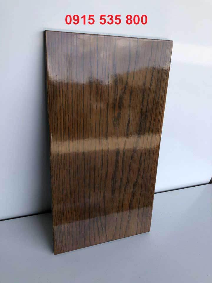 cách sơn bóng gỗ thông