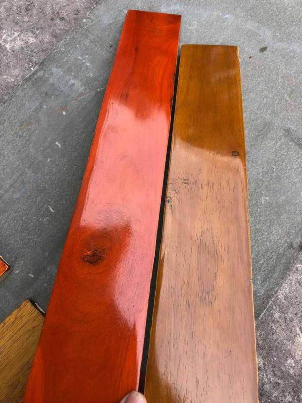 Sơn phủ bóng đồ nội thất đồ gỗ
