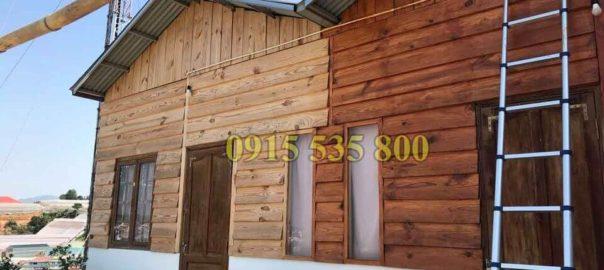 Bảng báo giá sơn đồ gỗ trọn gói mới nhất 2020
