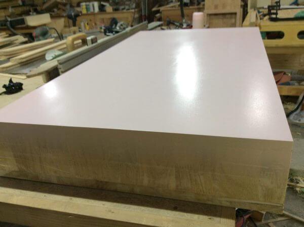 Hướng dẫn cách sơn đồ gỗ màu trắng tại nhà đơn giản