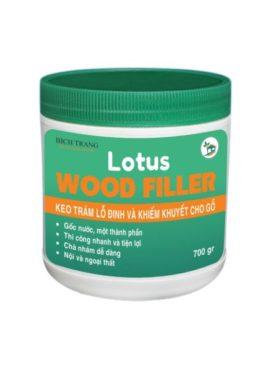 Trám trét gỗ Wood Filler, lấp lỗ đinh, trám vết nứt