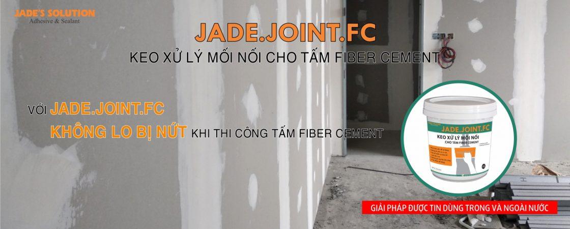 Keo Jade's Solution xử lý trám mối nối chống thấm, chống nứt