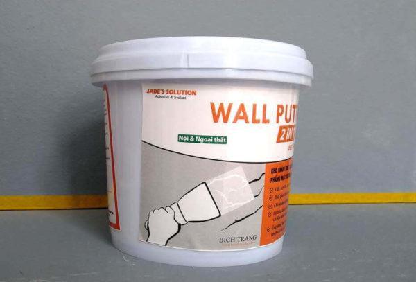Keo trám khe nứt tường và trần gốc